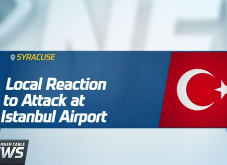Local Reaction to Attack at Istanbul Airport