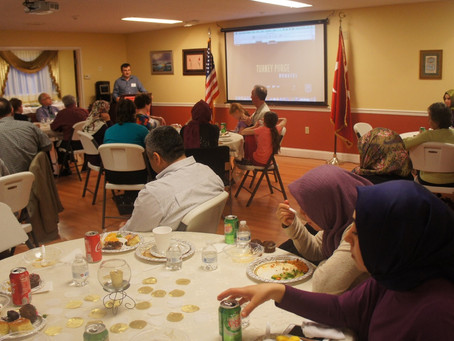 Fundraising Dinner For Refugees at TCC Albany
