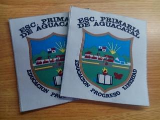 Escudos tejidos para Uniformes
