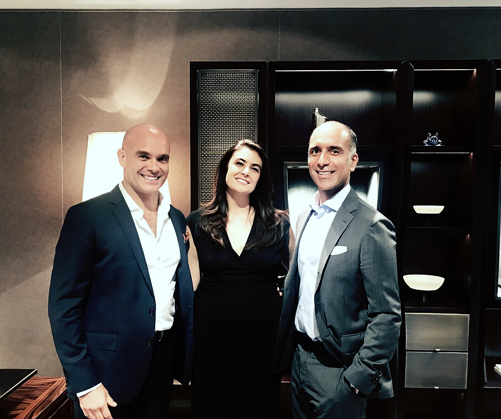 Marcello Lucchetta, Sarah Magness and Michael Livian