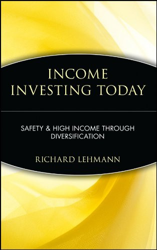 INCOME INVESTING USING RICHARD LEHMANN'S APPROACH