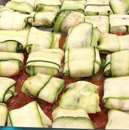 zucchini ravoli
