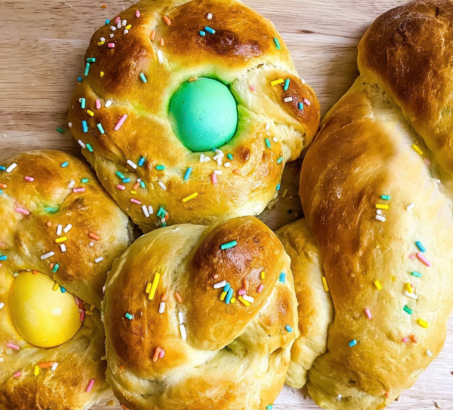 Easter Bread Class