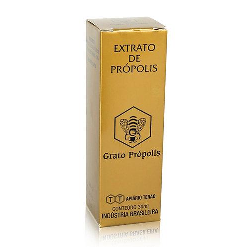 Extrato de própolis GRATO PRÓPOLIS 30ml