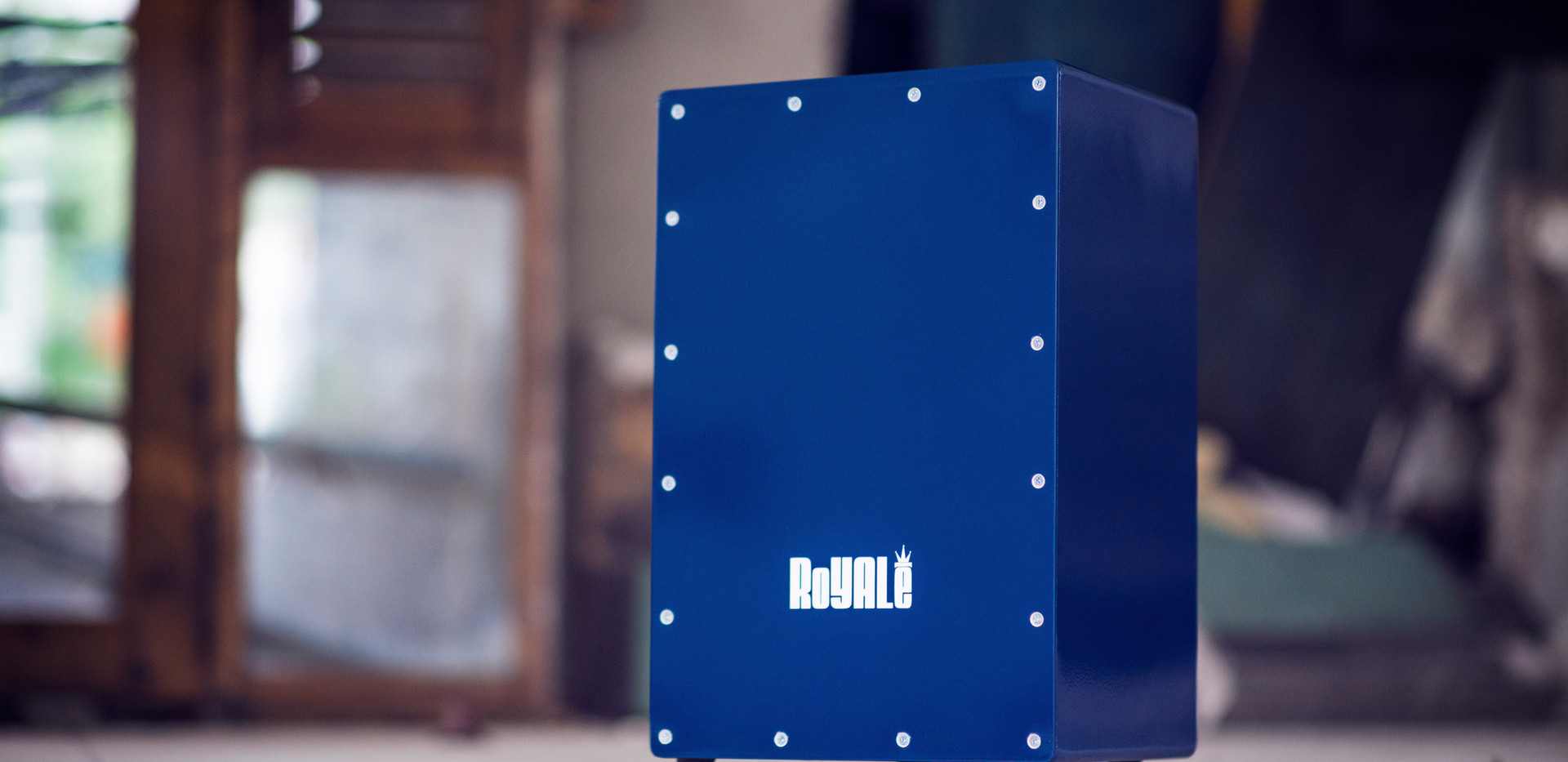 Radiant Blue