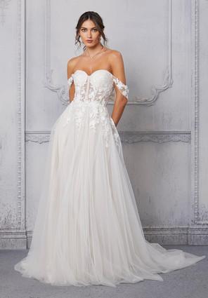 5913 Chloe by Morilee at Mary's Bridal Utah