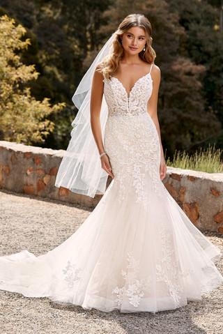 Y22046 by Sophia Tolli at Mary's Bridal Utah