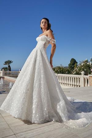 2449 by Casablanca at Mary's Bridal Utah