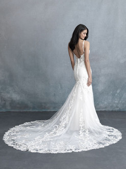 C583 by Allure Couture at Mary's Bridal Utah