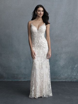 C587 by Allure Couture at Mary's Bridal Uath
