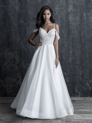 C547 by Allure Couture at Mary's Bridal Utah