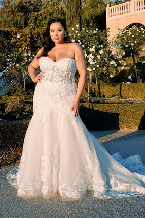 2450 by Casablanca at Mary's Bridal Utah