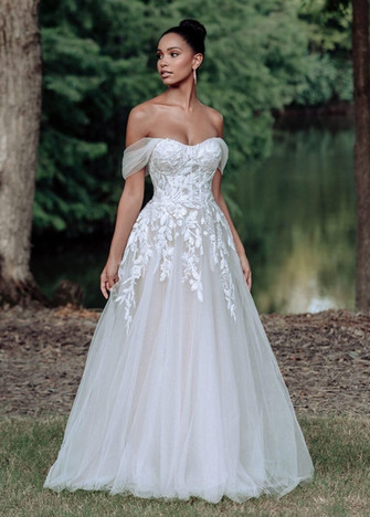 9803 by ALLURE at Mary's Bridal Utah
