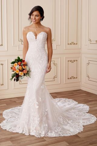 Y22050 by Sophia Tolli at Mary's Bridal Utah