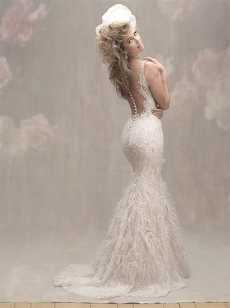 C457 by Allure Couture at Mary's Bridal Utah