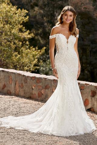 Y22048 by Sophia Tolli at Mary's Bridal Utah