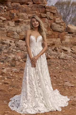 EY160 WYATT by Evie Young at Mary's Bridal Utah
