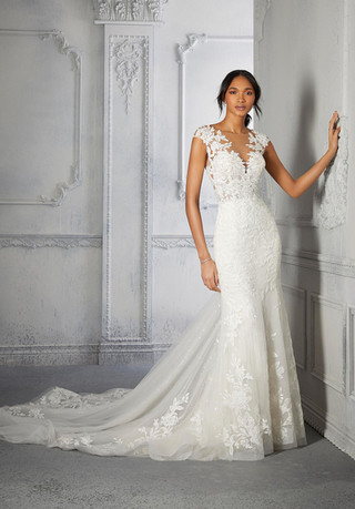 2362 Cecilia by Morilee at Mary's Bridal Utah