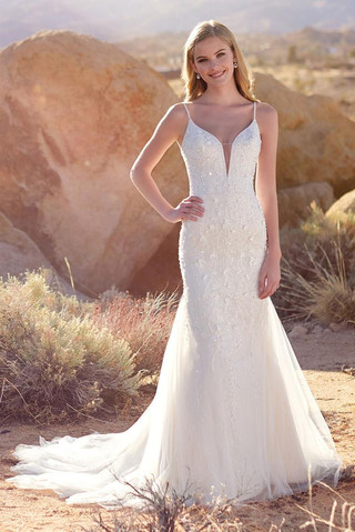 220103 by Mon Cheri at Mary's Bridal Utah