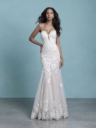 9762 by ALLURE at Mary's Bridal Utah