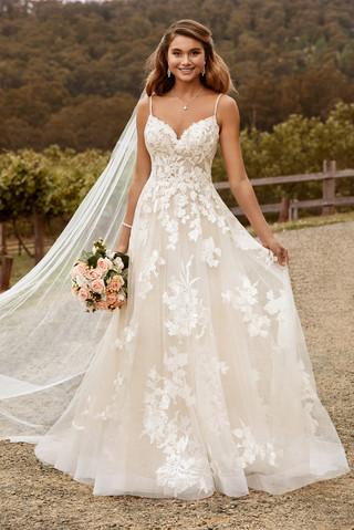 Y22051 by Sophia Tolli at Mary's Bridal Utah