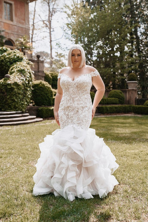 9859 by ALLURE at Mary's Bridal Utah