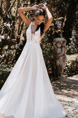 9850 by ALLURE at Mary's Bridal Utah
