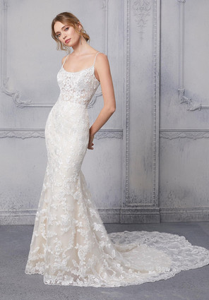 5914 Claudine by Morilee at Mary's Bridal Utah