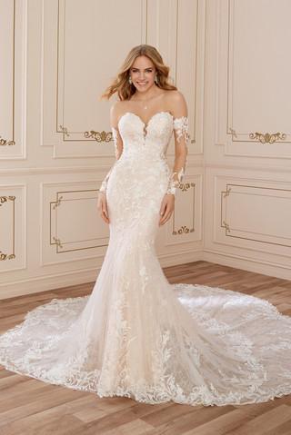 Y22064 by Sophia Tolli at Mary's Bridal Utah