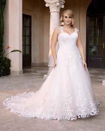 2383 by Casablanca at Mary's Bridal Utah