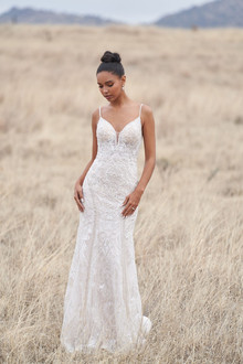 C581 by Allure Couture at Mary's Bridal Utah