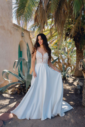 F236 by WILDERLY at Mary's Bridal Utah
