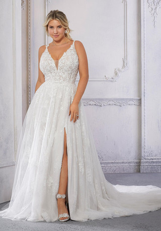 3330 Clarisse by Morilee at Mary's Bridal Utah