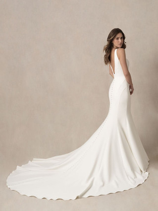 9853 by ALLURE at Mary's Bridal Utah