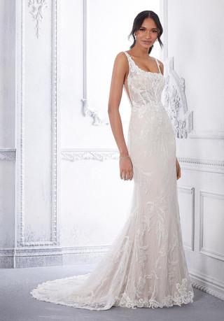 2382 Clarita by Morilee at Mary's Bridal Utah
