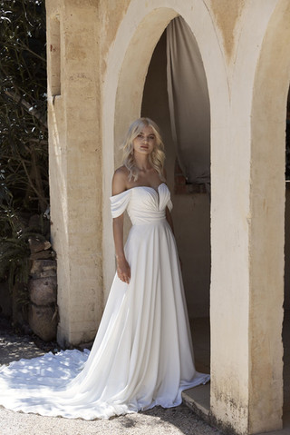 EY279 SERENE by Evie Young at Mary's Bridal Utah