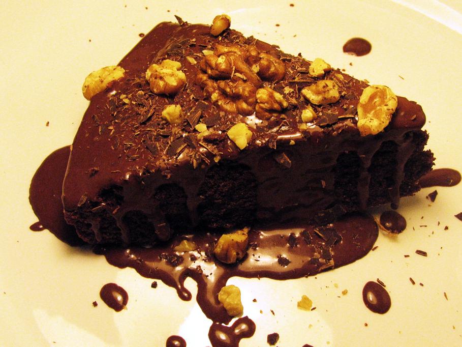 Tasta el nostre brownie