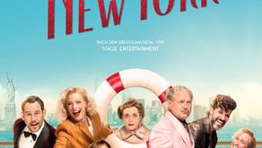 Mittw., 2. Sept., FilmCafé: Ich war noch niemals in New York
