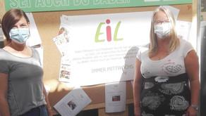 Café Gartencenter Kremer: Der Kinderhospizverein informiert