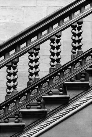 Staircase, Hospitalfield, Arbroath