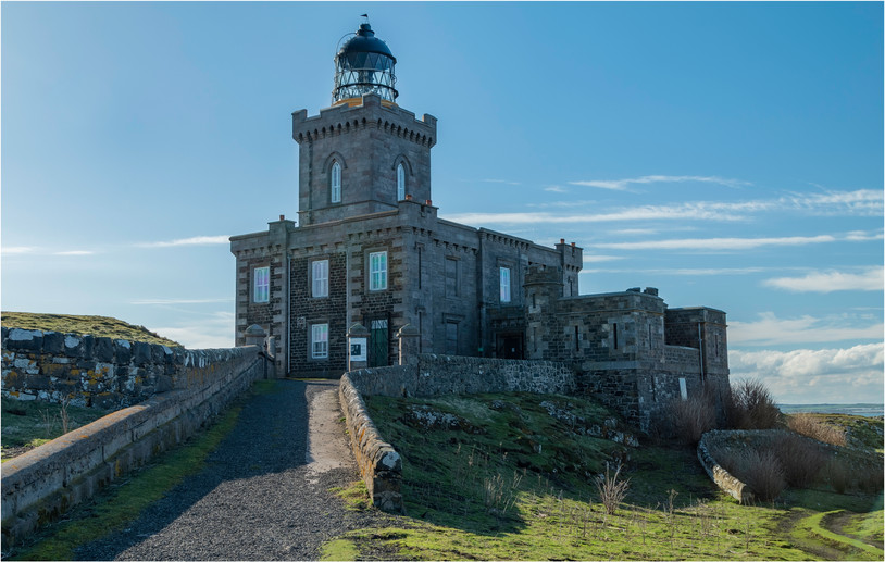The Main Light, Isle of May