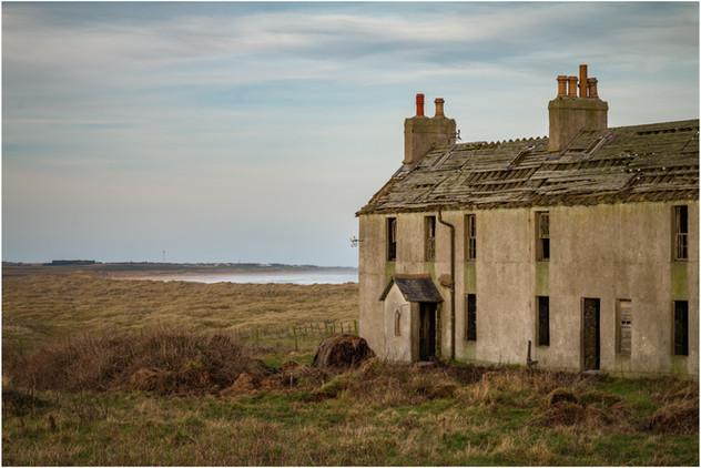 Coastguard Cottages, Rattray