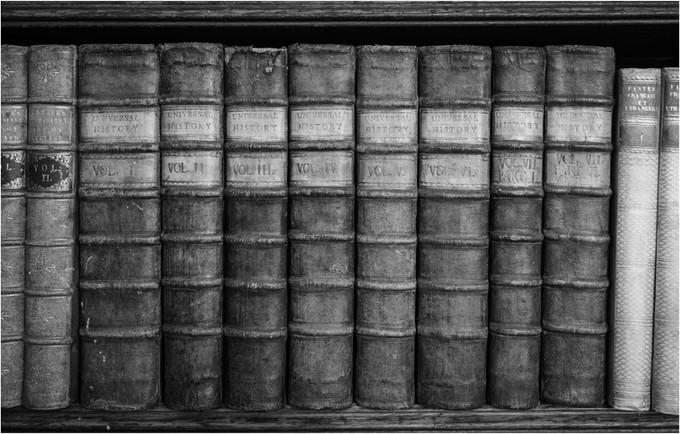 Old Books, Hospitalfield