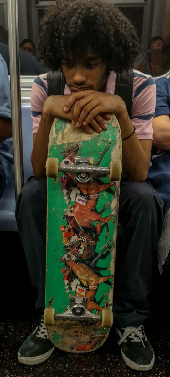 13-03. Subway Skater