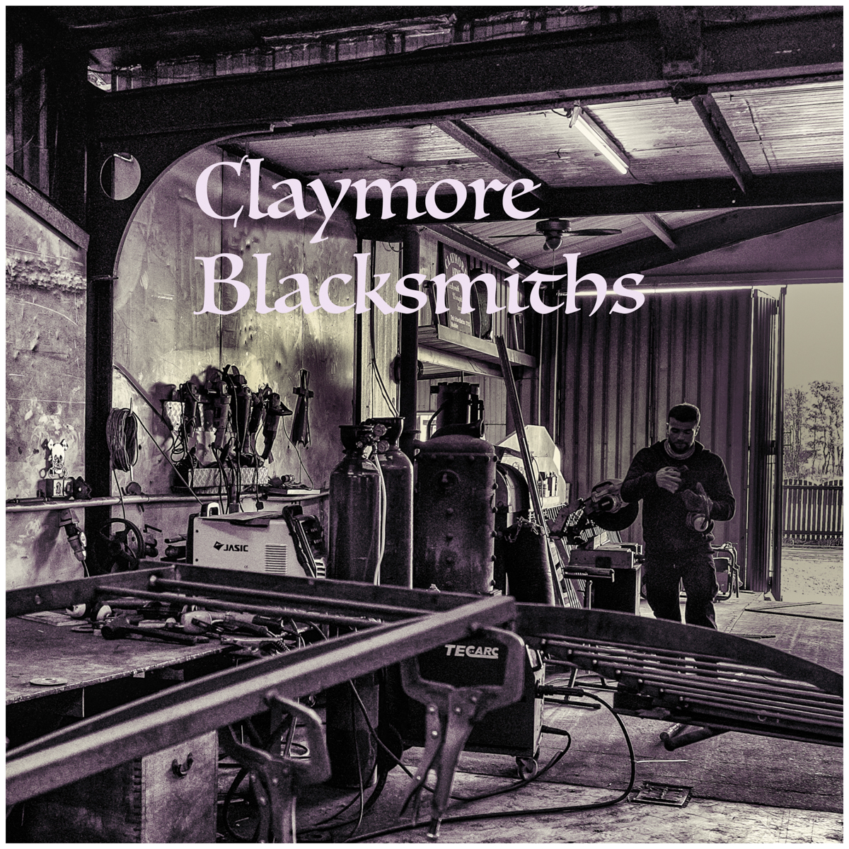 15-01 Claymore Blacksmiths title photo