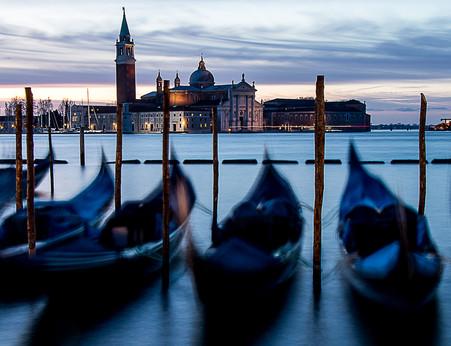 San Giorgio Maggiore by Andrew Hall