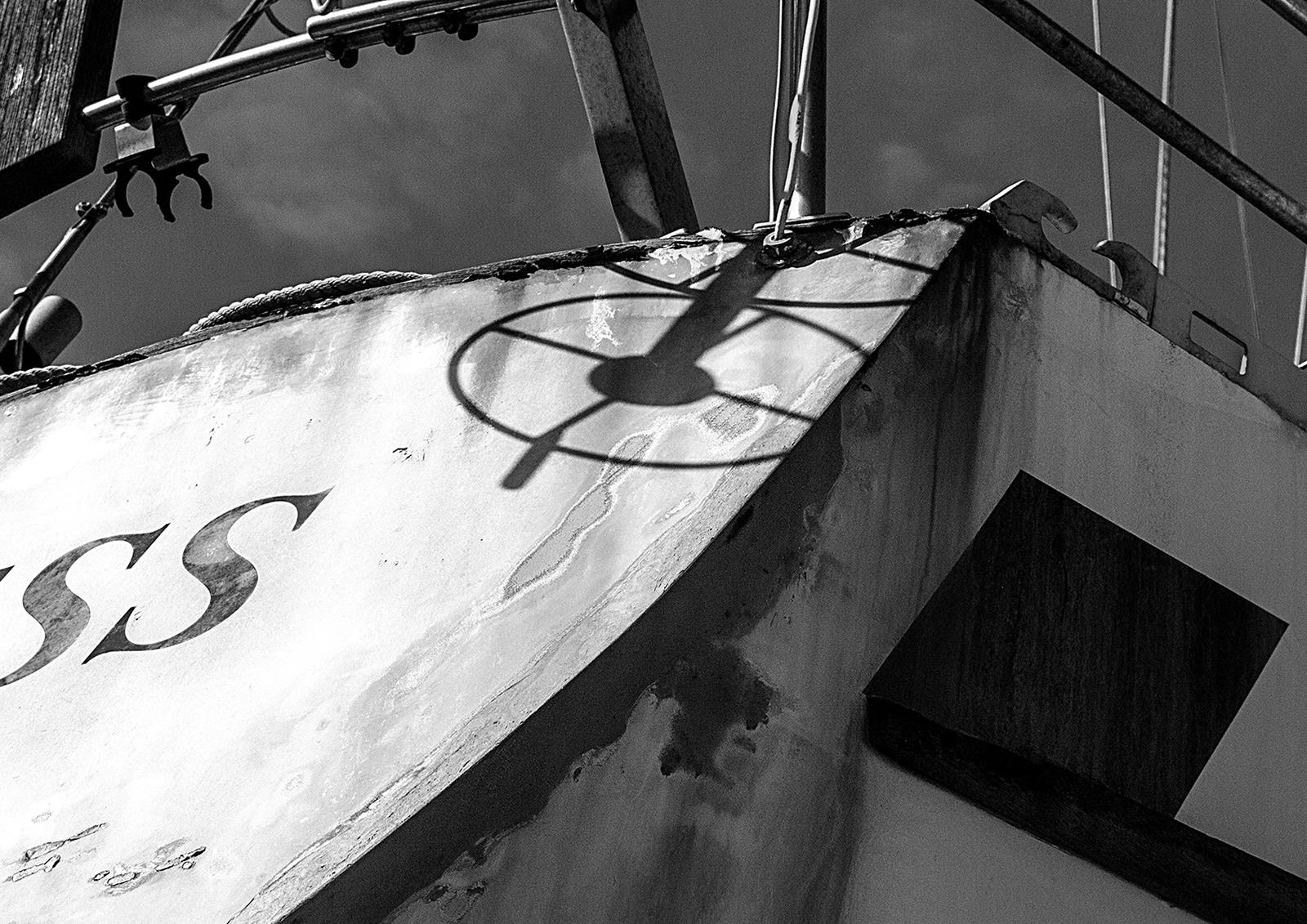 Boat in Dock - Jean Wigglesworth