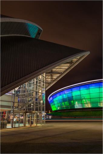The SECC, Glasgow