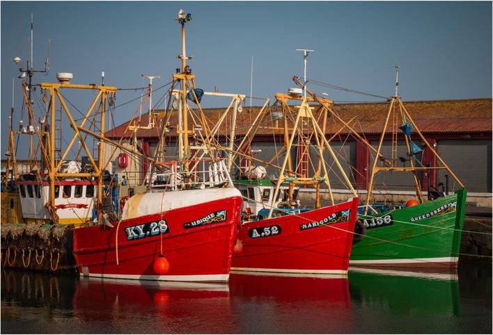 Three Boats, Arbroath