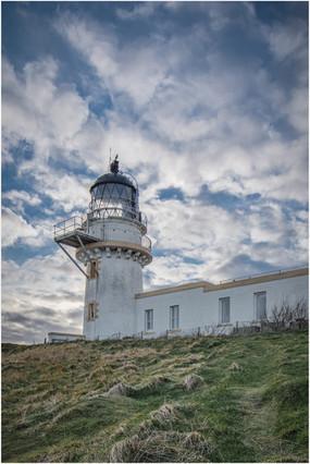 Tod Head Lighthouse, Kinneff
